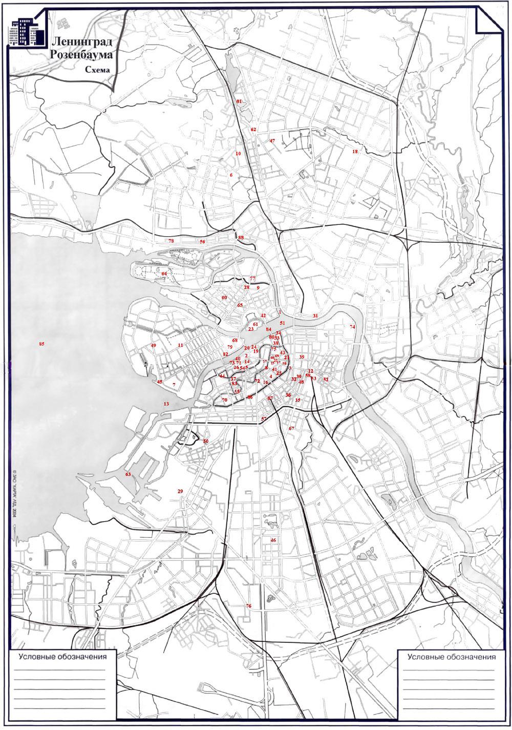 Проститутки питера на карте 20 фотография